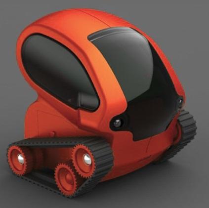 Brookstoneの「Tankbot」