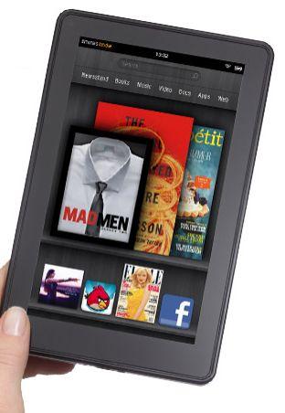 Amazonの「Kindle Fire」