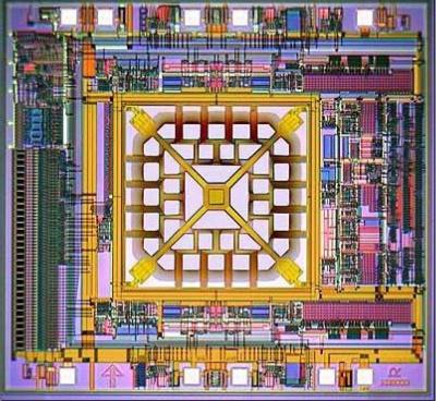 MEMS加速度センサー
