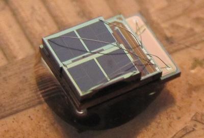 ミシガン大学が2010年に開発した無線センサー