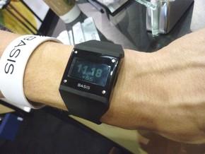 図1 心拍数も計測して表示できる腕時計