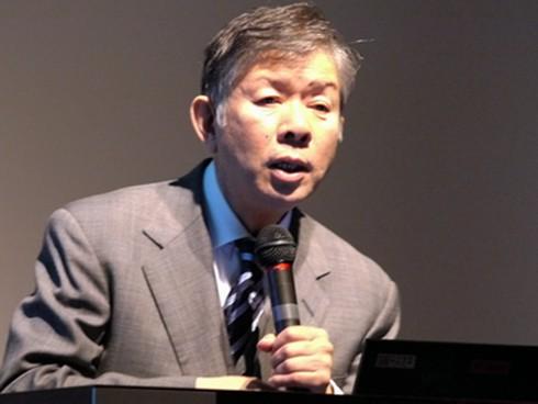 SIM-Drive社長 兼 慶應義塾大学環境情報学部教授の清水浩氏