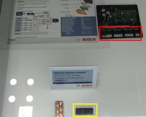 電動スクータ用ECUと走行モーター制御用パワーモジュールの次世代品