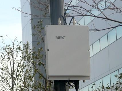 LTE小型無線基地局「MB4300シリーズ」