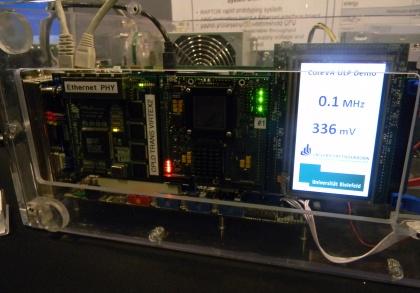 32ビットRISCプロセッサ