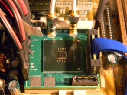 Intelの低電圧プロセッサ