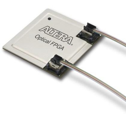 AlteraのオプティカルFPGA
