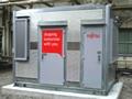 サーバからファンを外すとよく冷える、富士通が消費電力40%低減に成功