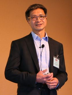 Victor Peng氏