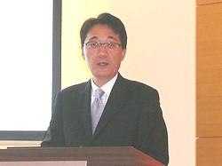 田口倫彰氏