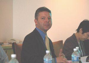 Infineon TechnologiesのRoland Weixlgartner氏