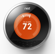 「Nest Learning Thermostat」