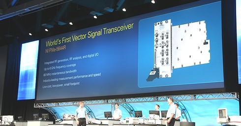 RF計測器の新たなコンセプトを発表