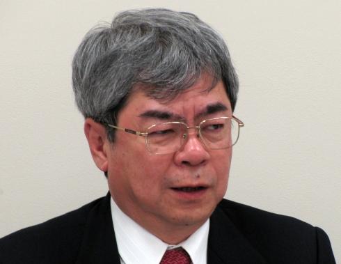村田製作所の村田恒夫氏