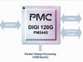 OTNプロセッサ「DIGI 120G(PM5440)」