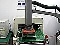 解析ラボに設置された各種検査装置