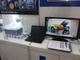 半導体ベンチャーのザインエレが初参加、画像処理ICの新製品などを披露