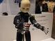 見て、聞いて、触って学ぶ! 人型ロボット「iCub」を公開——STマイクロ