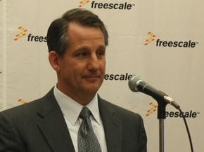 フリースケール・セミコンダクタ・ジャパン社長就任後、初の会見に挑んだKenric P. Miller氏