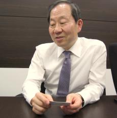 メガチップス社長の高田明氏