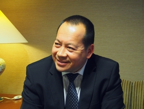 Frederic Luu氏