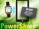 スマホ同士でのワイヤレス給電を可能にする「Wireless PowerShare」を発表