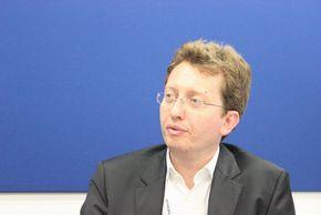 Nokiaグローバルのセキュリティ事業の責任者を務めるGiuseppe Targia氏