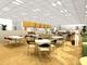 ルネサス、豊洲新本社に社員を元気づける食堂