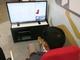 着座姿勢センサーで、居眠りなどの状態を検知
