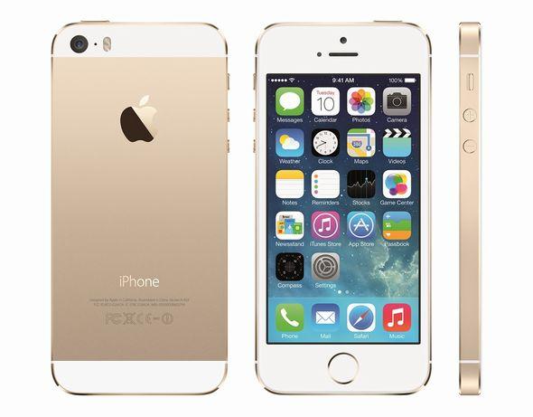 「iPhone 5s」