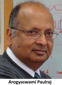 Arogyaswami Paulraj氏
