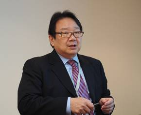 インフィニオンテクノロジーズジャパンの社長を務める森康明氏