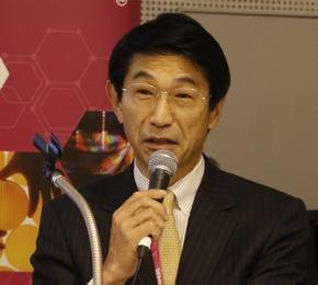 SEMIジャパンの代表を務める中村修氏