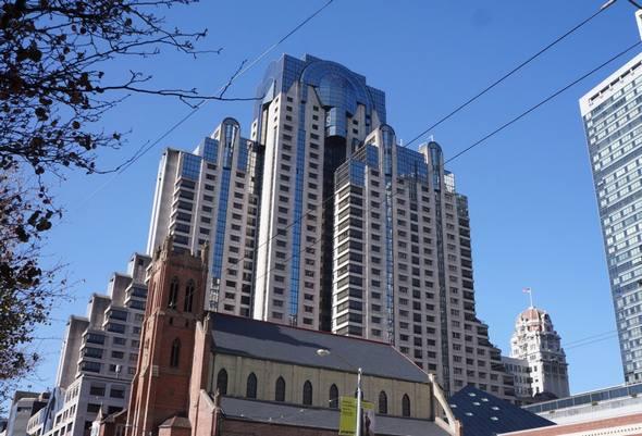 ISSCCの会場である米国サンフランシスコのホテル「San Francisco Marriott Marquis」