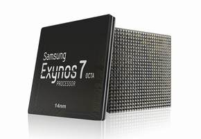 Samsung Electronicsの14nmプロセッサ「Exynos」