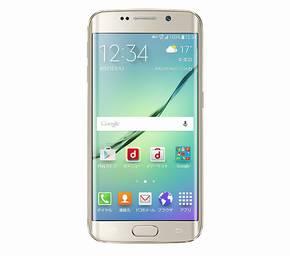 ワイヤレス給電機能を搭載したSamsung Electronicsの「Galaxy S6 edge」