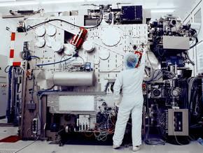 ASMLのEUV技術のデモ装置
