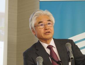 エリクソン・ジャパン CTO(最高技術責任者)の藤岡雅宣氏