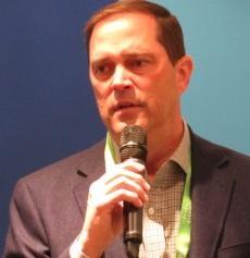 Cisco SystemsのChuck Robbins氏