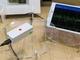 室温で生体の磁場を検出、高感度磁気センサー