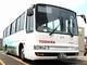ワイヤレス充電式の中型電気バス実証走行へ