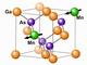 20年論争決着、磁性半導体の強磁性示す仕組み解明