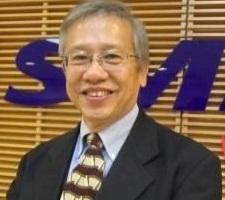 SMICのTzu-Yin Chiu氏