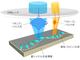 金属磁石表面のスピン波の発生と検出に成功