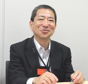 加藤伸司氏