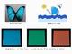 瑠璃色を再現した発色シートを開発、色素使わず