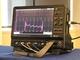 4GHz帯で10ビットの縦軸分解能を実現するオシロ