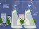 街を照らす光が見守るIoTシステム、かがつう展示