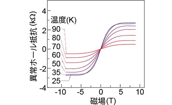 理研ら、酸化亜鉛で異常ホール効果を観測:磁性と高速制御の両立を可能に(1/2 ページ)