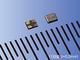 厚み加工精度2nmで1008サイズ水晶振動子を製品化